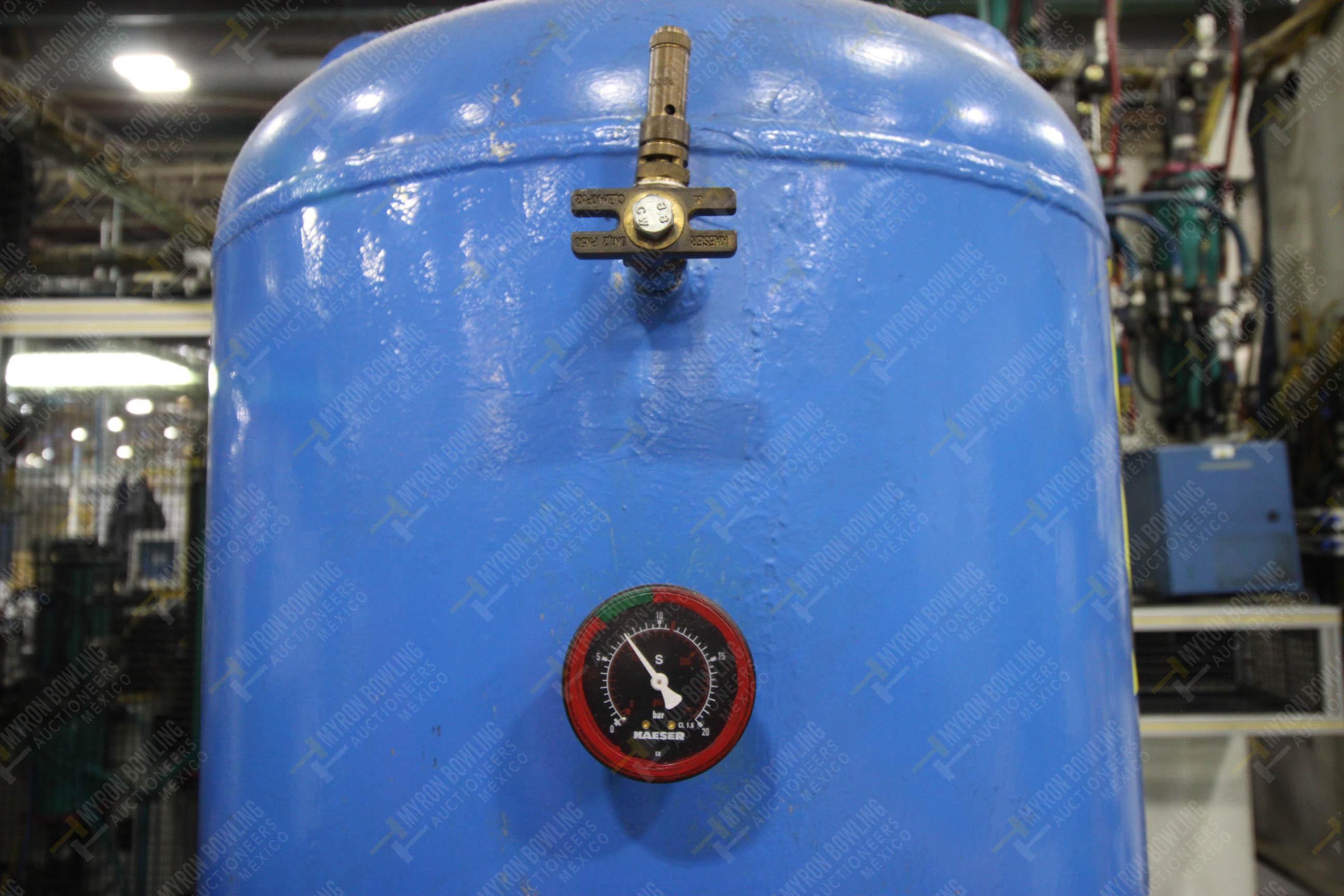 Estación semiautomática para operación 305D, contiene: Prensa tipo cuello de ganso con dos cilindros - Image 16 of 20
