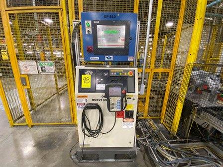 Robot con capacidad de carga de 50-100 Kg, controlador de robot y teach pendant - Image 20 of 22