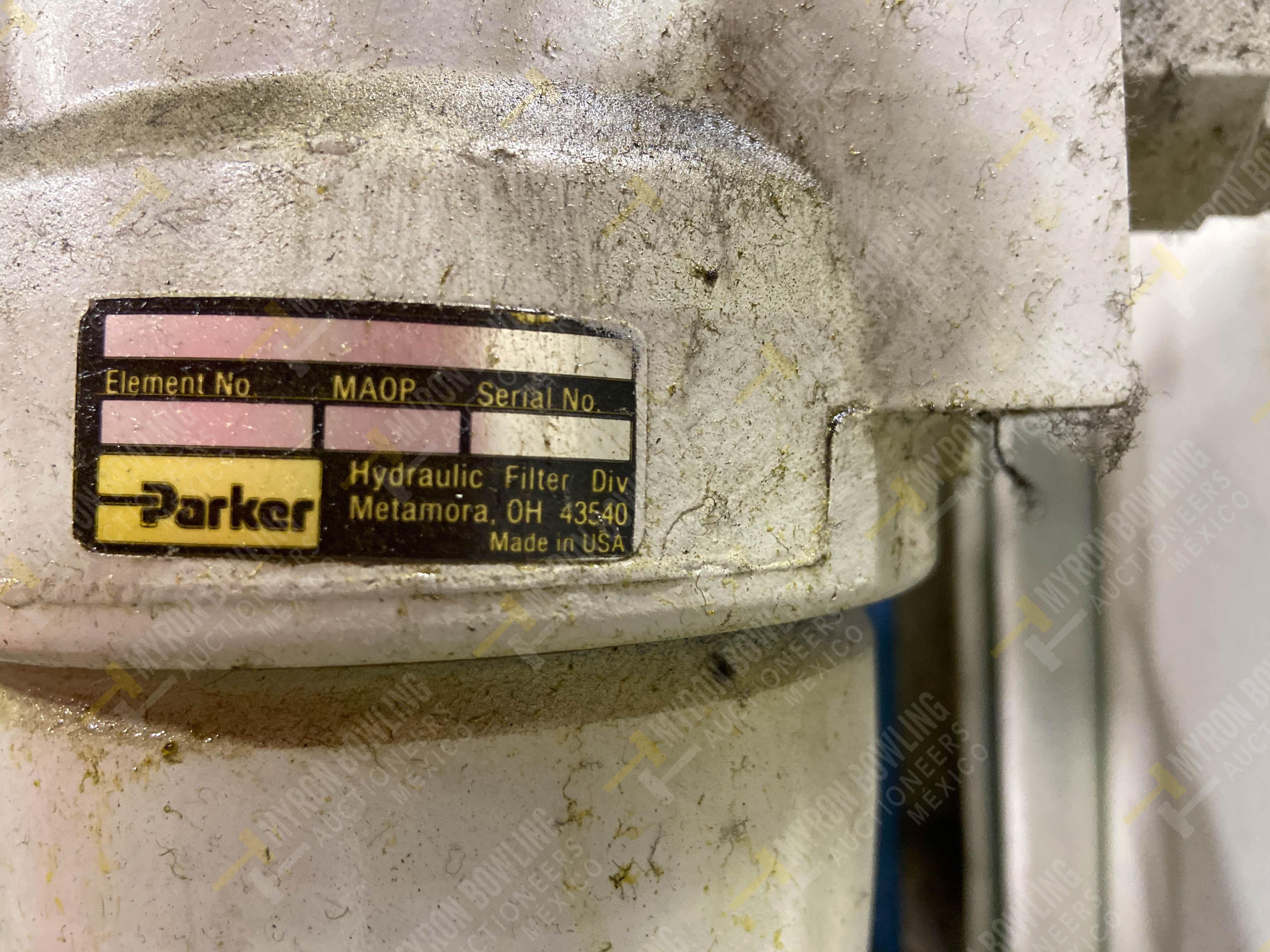 Bomba de aceite y filtros para el llenado de housings en lote 30 y 31. - Image 29 of 30