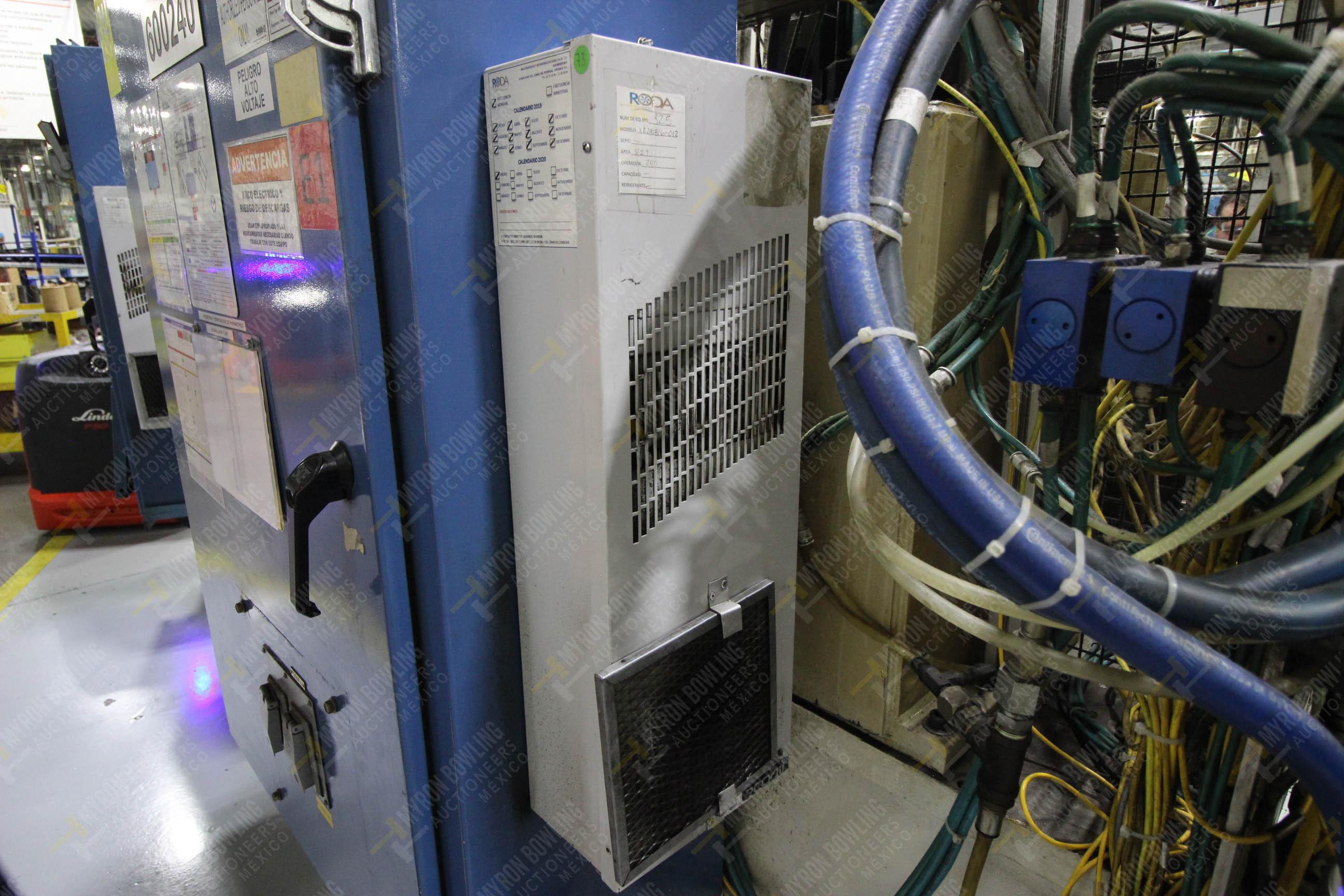 Estación semiautomática para operación 240A de ensamble de balero - Image 22 of 29