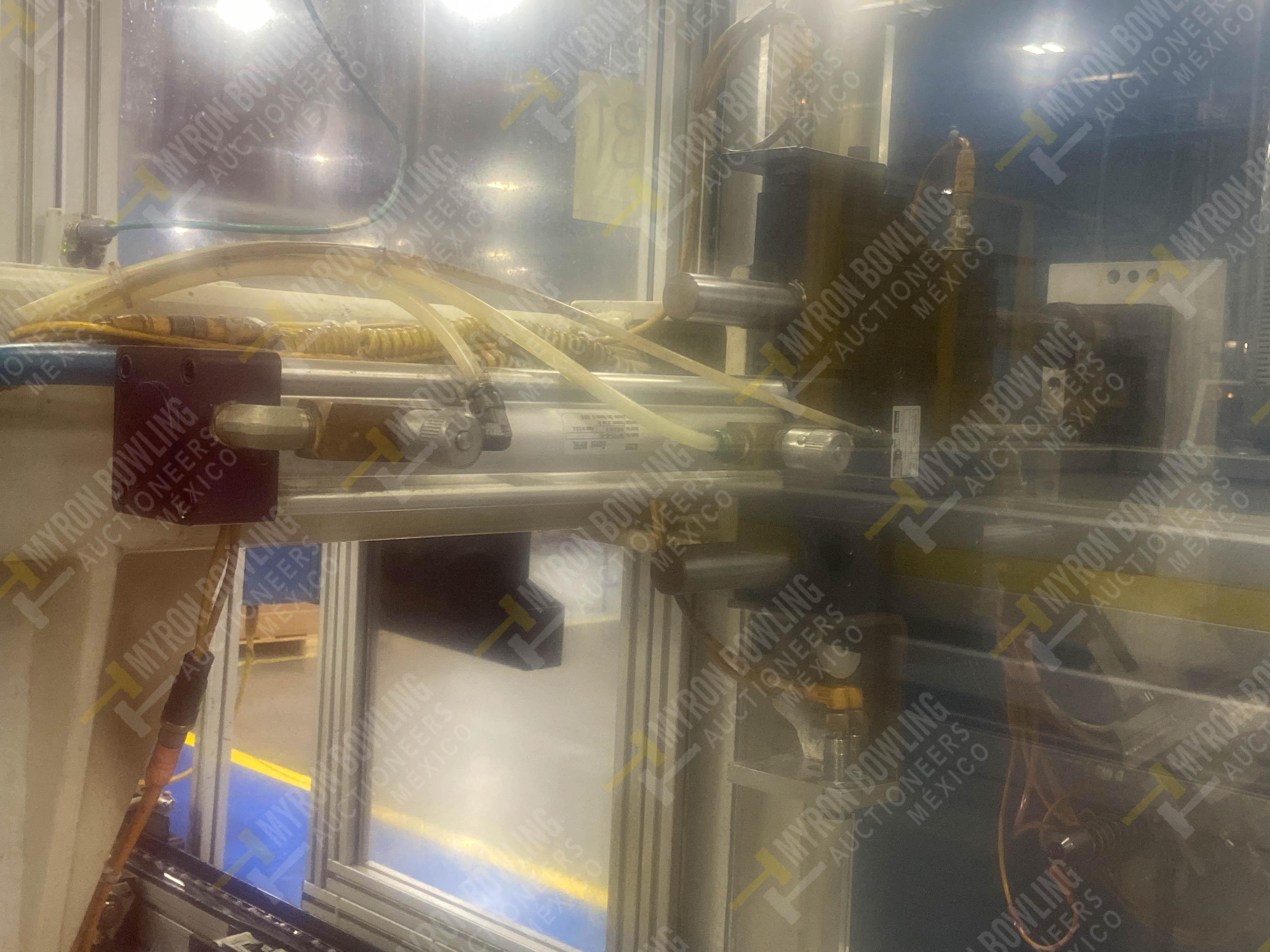 Estación semiautomática para operación 416, contiene: Sistema de llenado de aceite - Image 12 of 20