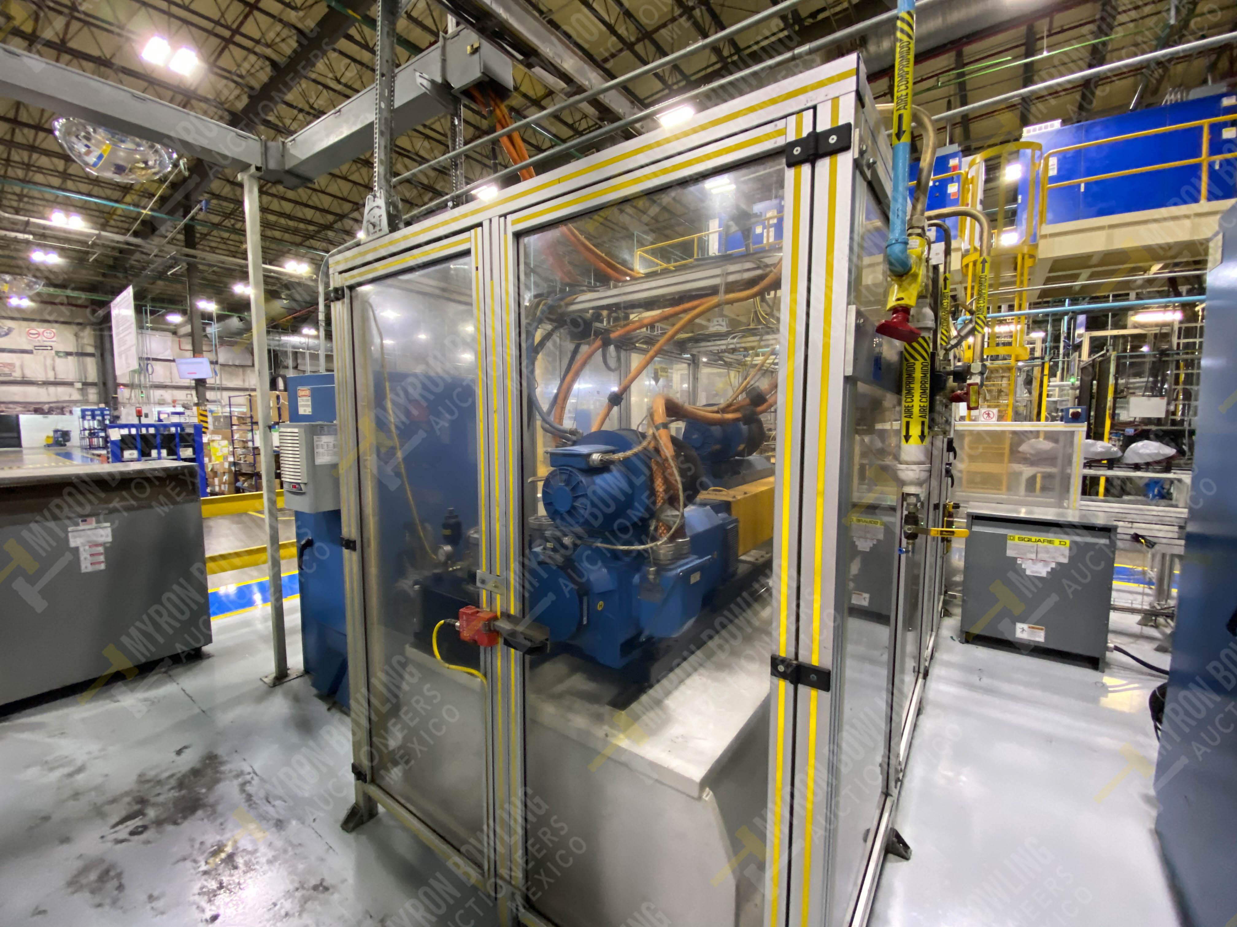 Estación semiautomática para operación 445, contiene: Máquina dinamómetro con sistema de revolución - Image 3 of 25