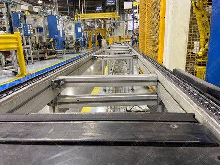 Conveyor de 350-380 mts lineales aproximadamente, con una altura de 0.60 x .55 metros - Image 6 of 12