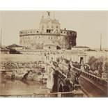 James AndersonEngelsbrücke mit Engelsburg