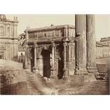 James AndersonSeptimius-Severus-Bogen, Forum Romanum