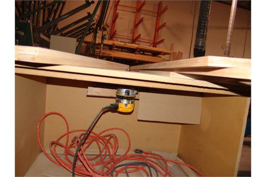 Dewalt dw618 router table greentooth Images