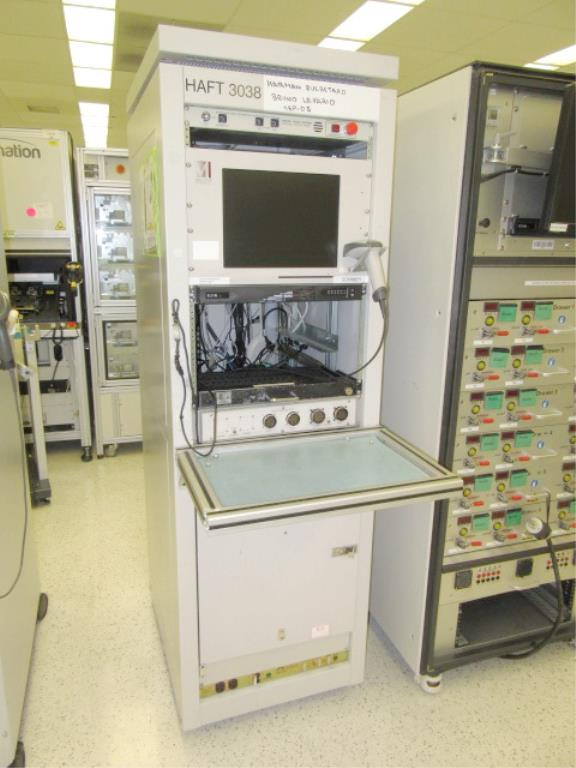 Lot 203 - Test Cabinets