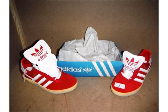 Par Adidas de zapatillas deportivas de Adidas rojas Jupiter Rot rojas tamaño 7 068d30c - sfitness.xyz