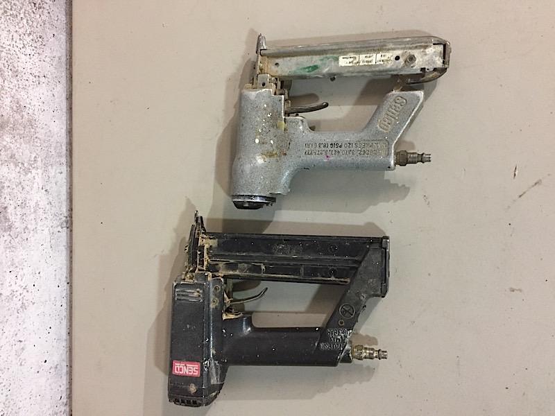 Lot 9 - LOT OF 2 STAPLE GUNSS