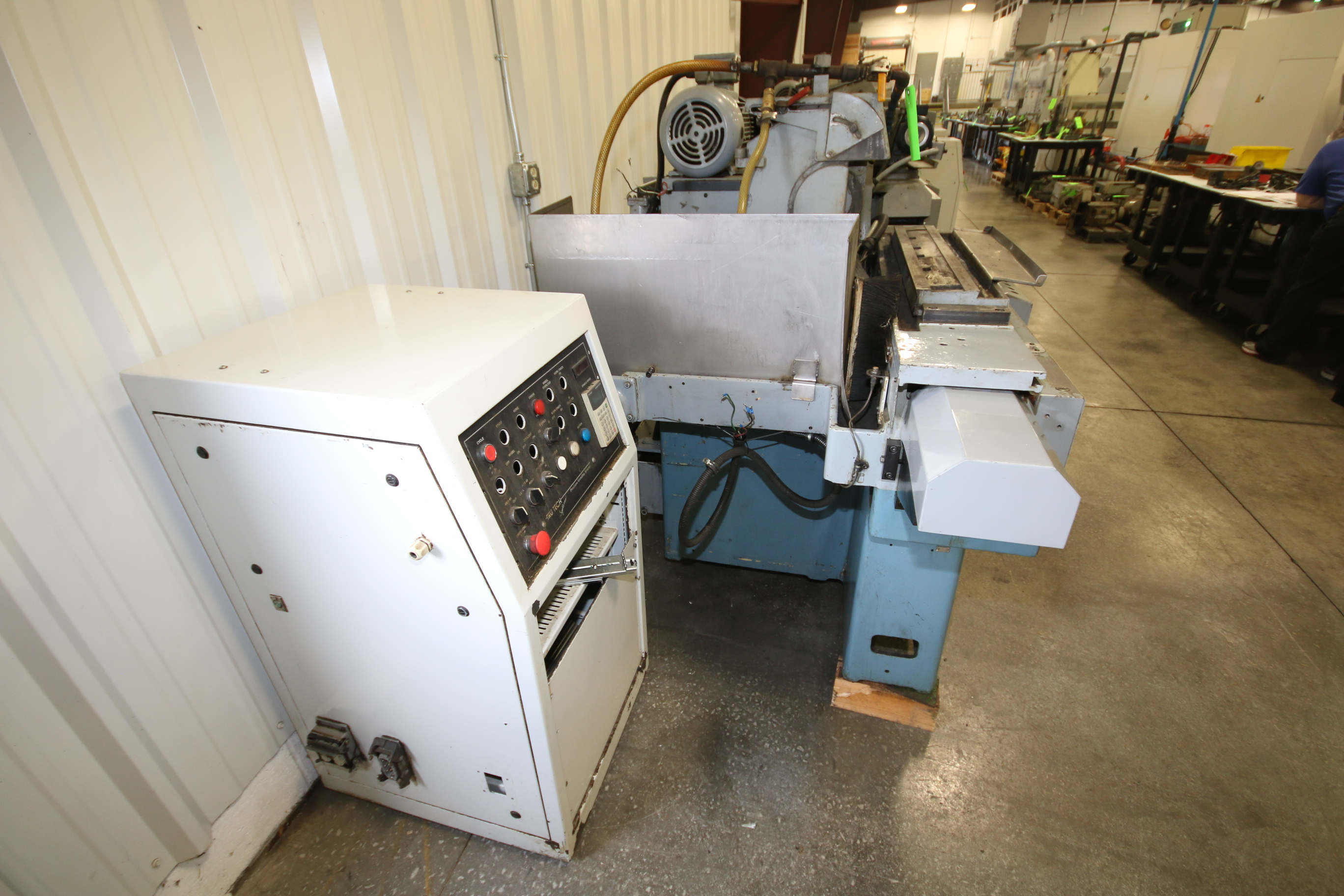 Lot 54 - 2005 & 2007 R-Series OD Grinders with Conversion to CNC by Tru Tech Systems, Model OD-8-20, S/N