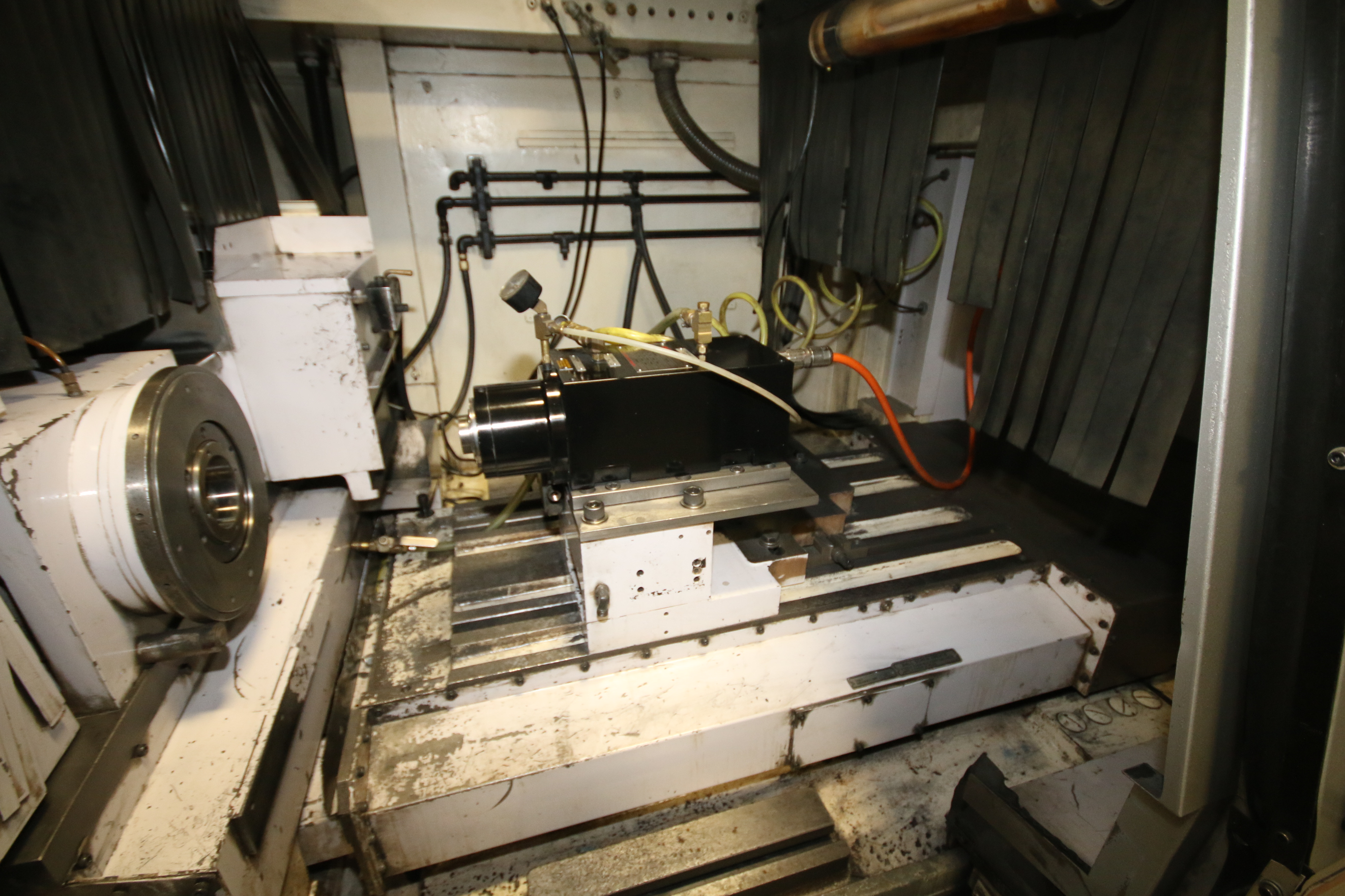 Lot 57 - Okuma CNC ID Grinder, Type G1-20N, S/N 0810-0420 with Assorted Spindles, Hydraulic System and