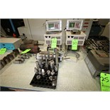 Nordmann Motor Drive, Control Panel, Model 50173-0, GMN Spindle, HSX150-42000/11 R800398 and Various