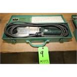 Biax Scraper, Type 7ESM, S/N 200040-015/1555, 110 V with Case