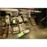 Cincinnati R-Series OD Grinder Parts including Wheel Heads (3)