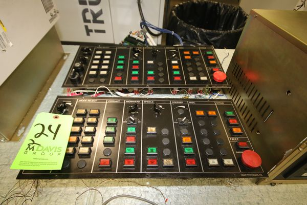 Lot 24 - `Usach Control Panels