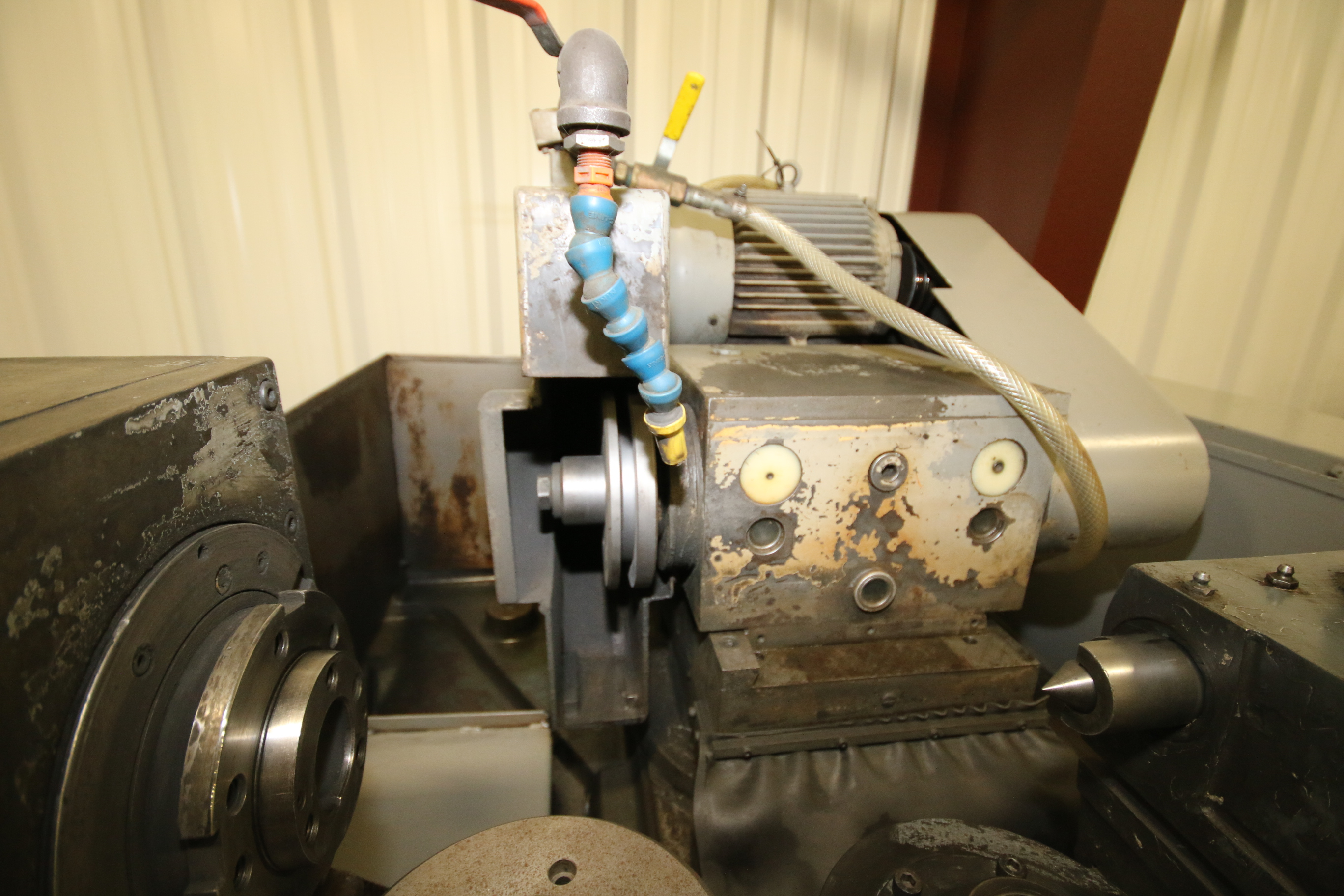 Lot 52 - 2002 R-Series OD Grinder with Conversion to CNC by Tru Tech Systems, Model OD-10x20, S/N TTS-8019,