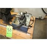 Jergens Hydraulic Pump, Model 61756, Max 6,400 psi