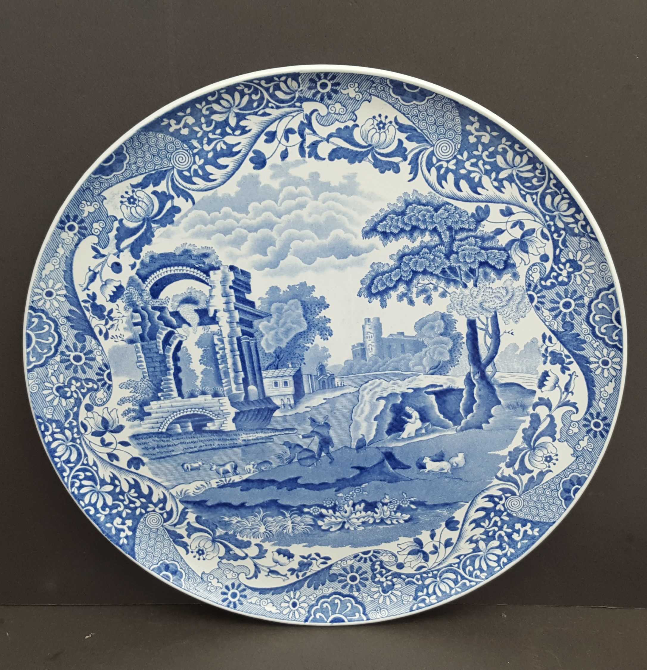 Vintage Collection 14 Collectable Plates Includes Victorian Spode Blue & White Birds & Fish - Image 3 of 5