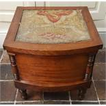 Antique Victorian or Earlier Commode with original pot NO RESERVE