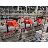 (3) Robinair 2-stage vacuum pumps, m/n 15500 1/3 hp vacuum pump, 5cfm