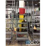 Tri-Arc 6 ft portable stock ladders