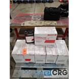 (5) cases, (4 gallons per case) Robinair Premium high vacuum pump oil
