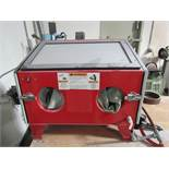 GRIZZLY G0472 Sand Blasting Cabinet With Owners Manual