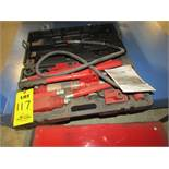 PITTSBURGH Hydraulic Equipment Kit, Items 60406