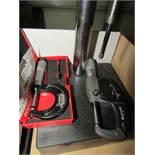 (3) STARRETT Digital Micrometers