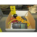 Lot to Include: Cen-Tech Digital Multimeter, (1) Fieldpiece AAV3 Air Velocity and Temperature