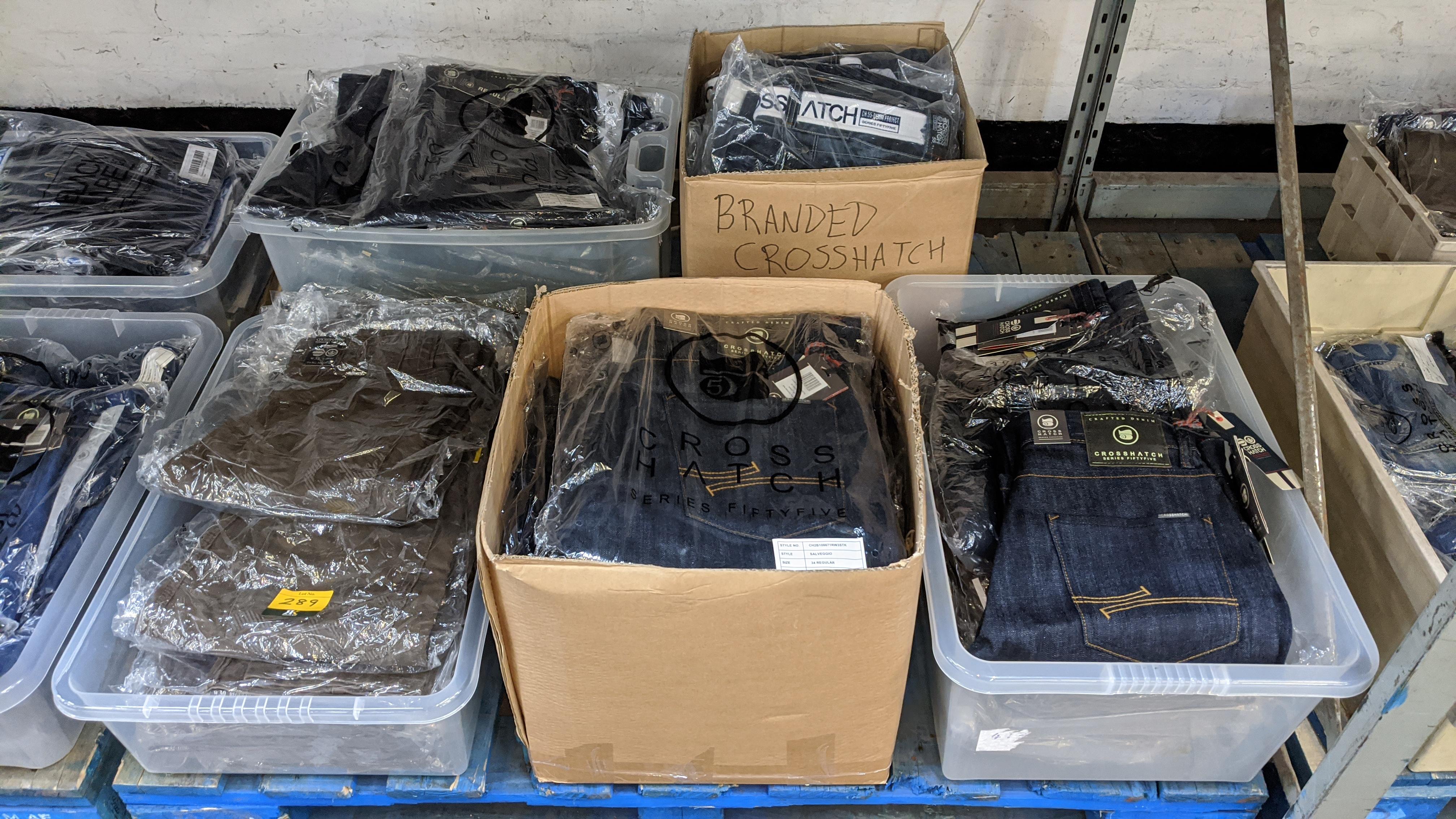 Very large quantity of primarily men's designer clothing & accessories. - Image 52 of 157