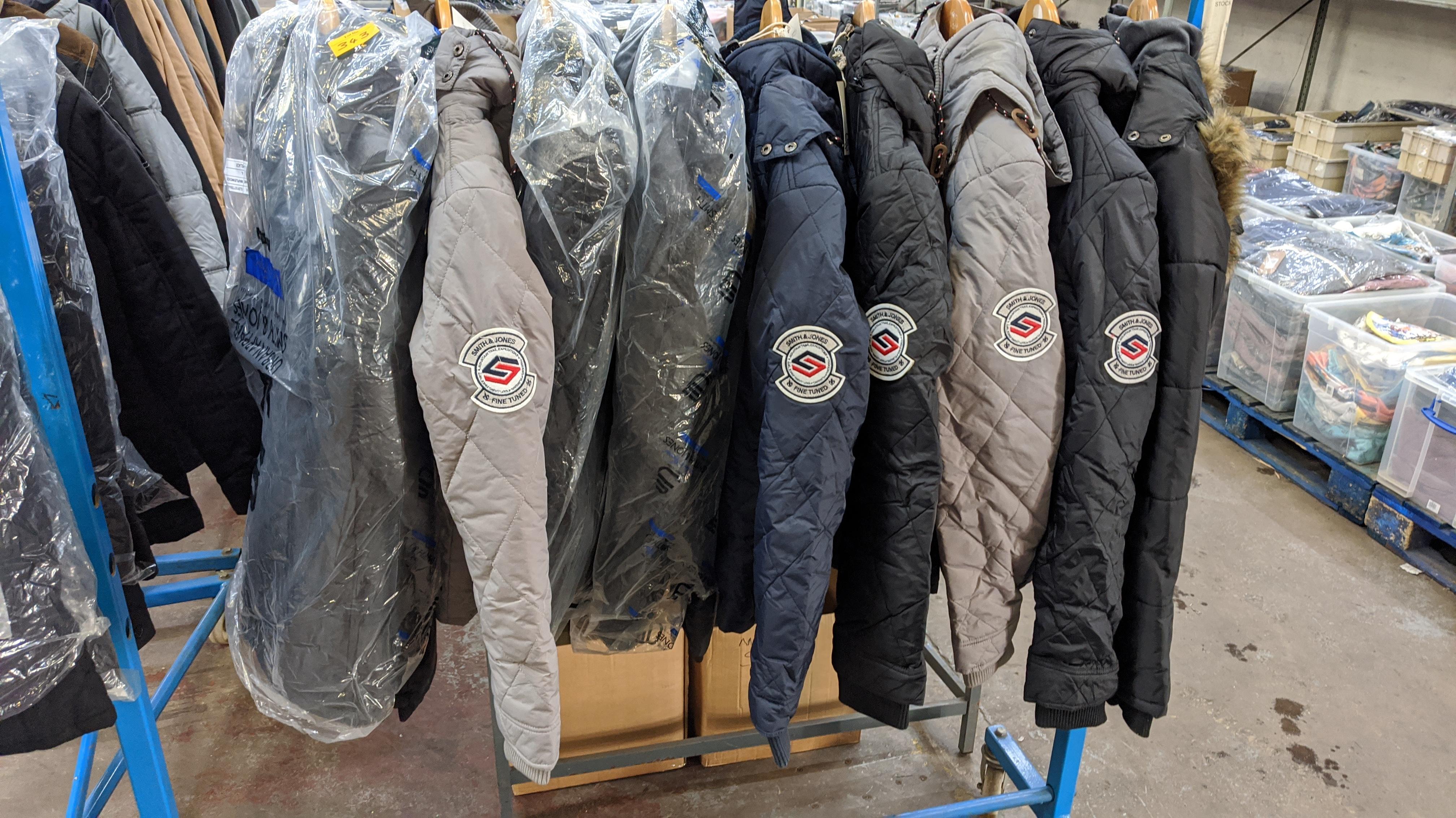 Very large quantity of primarily men's designer clothing & accessories. - Image 106 of 157