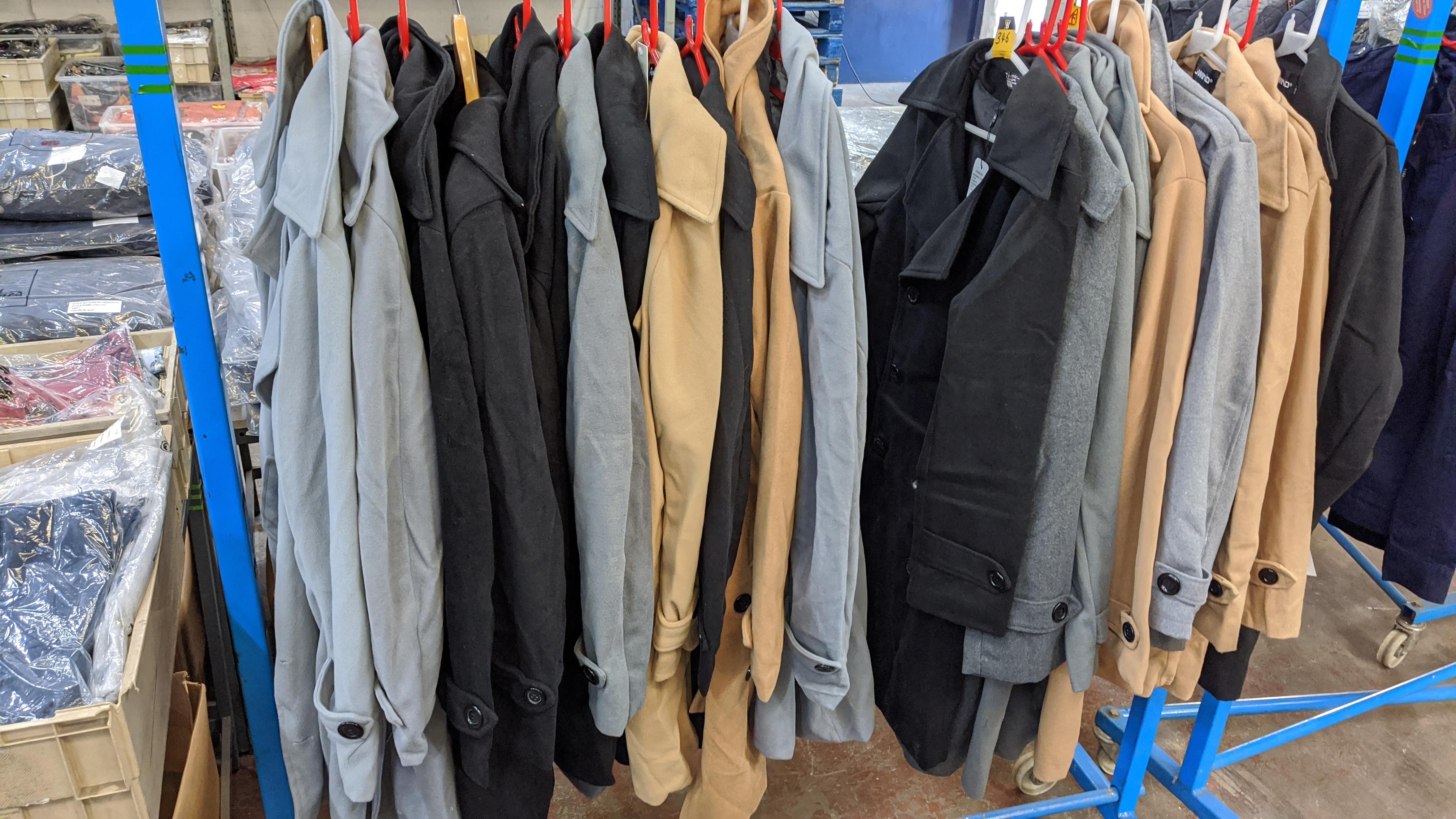 Very large quantity of primarily men's designer clothing & accessories. - Image 109 of 157