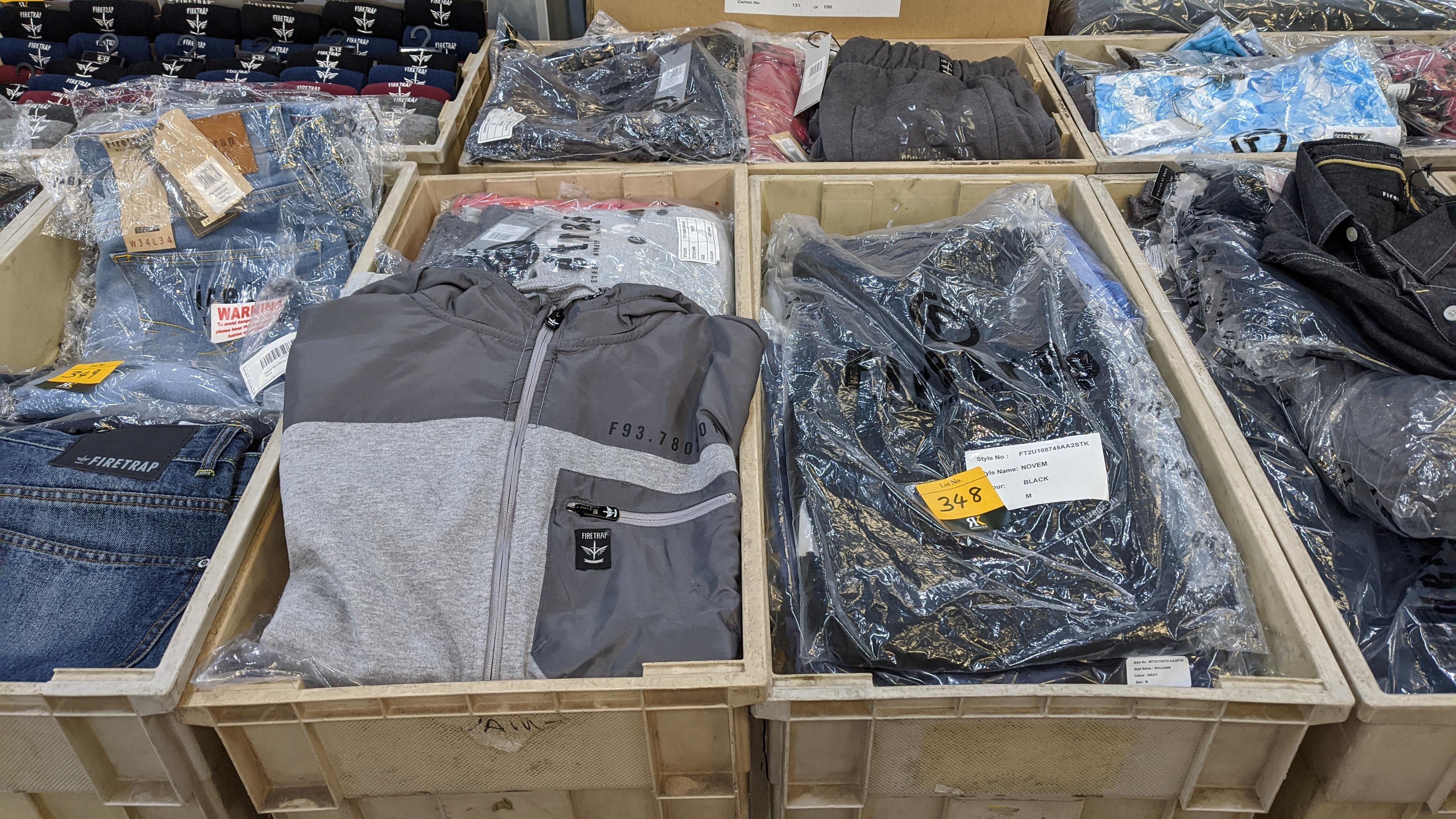 Very large quantity of primarily men's designer clothing & accessories. - Image 111 of 157