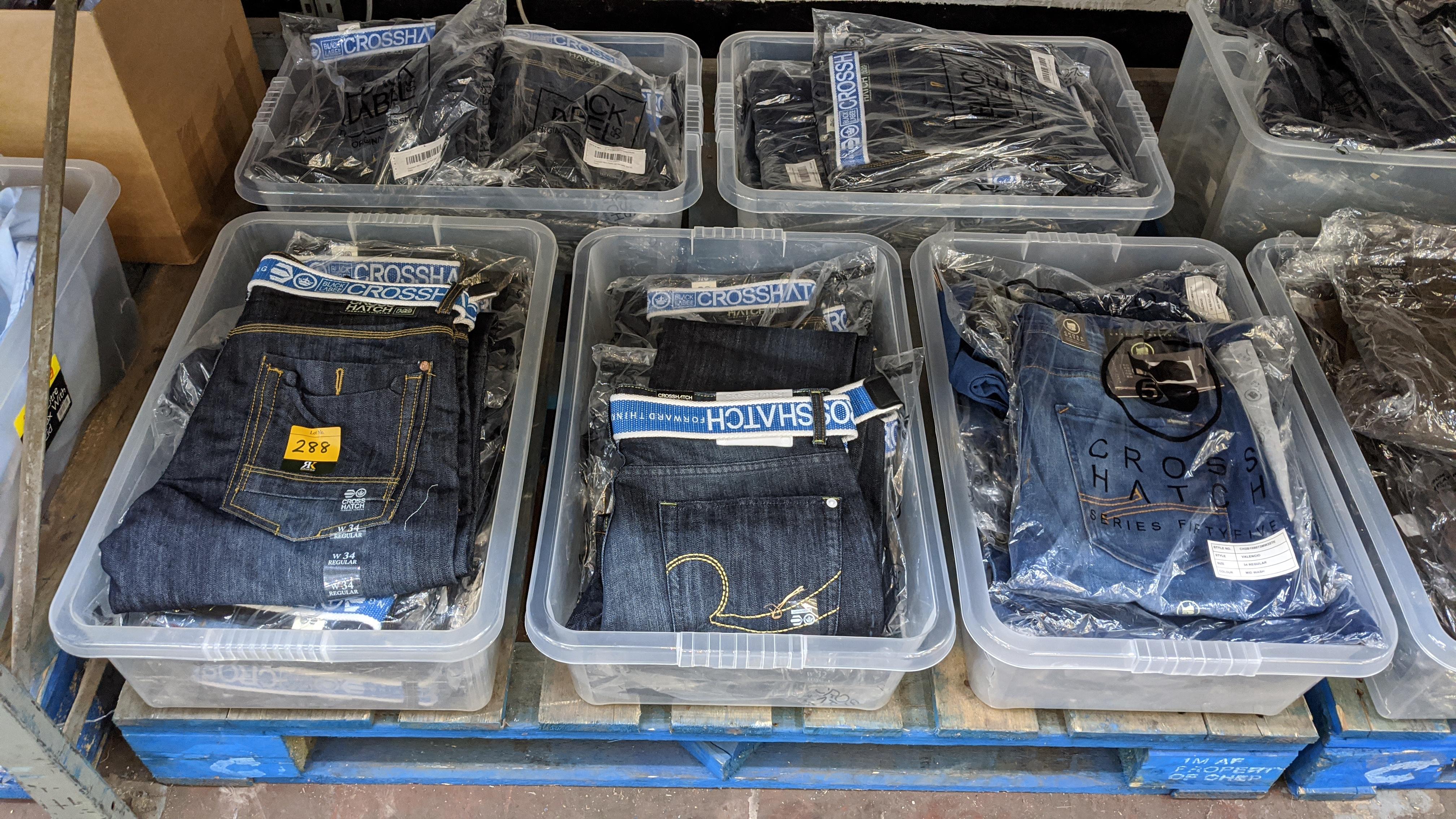 Very large quantity of primarily men's designer clothing & accessories. - Image 51 of 157