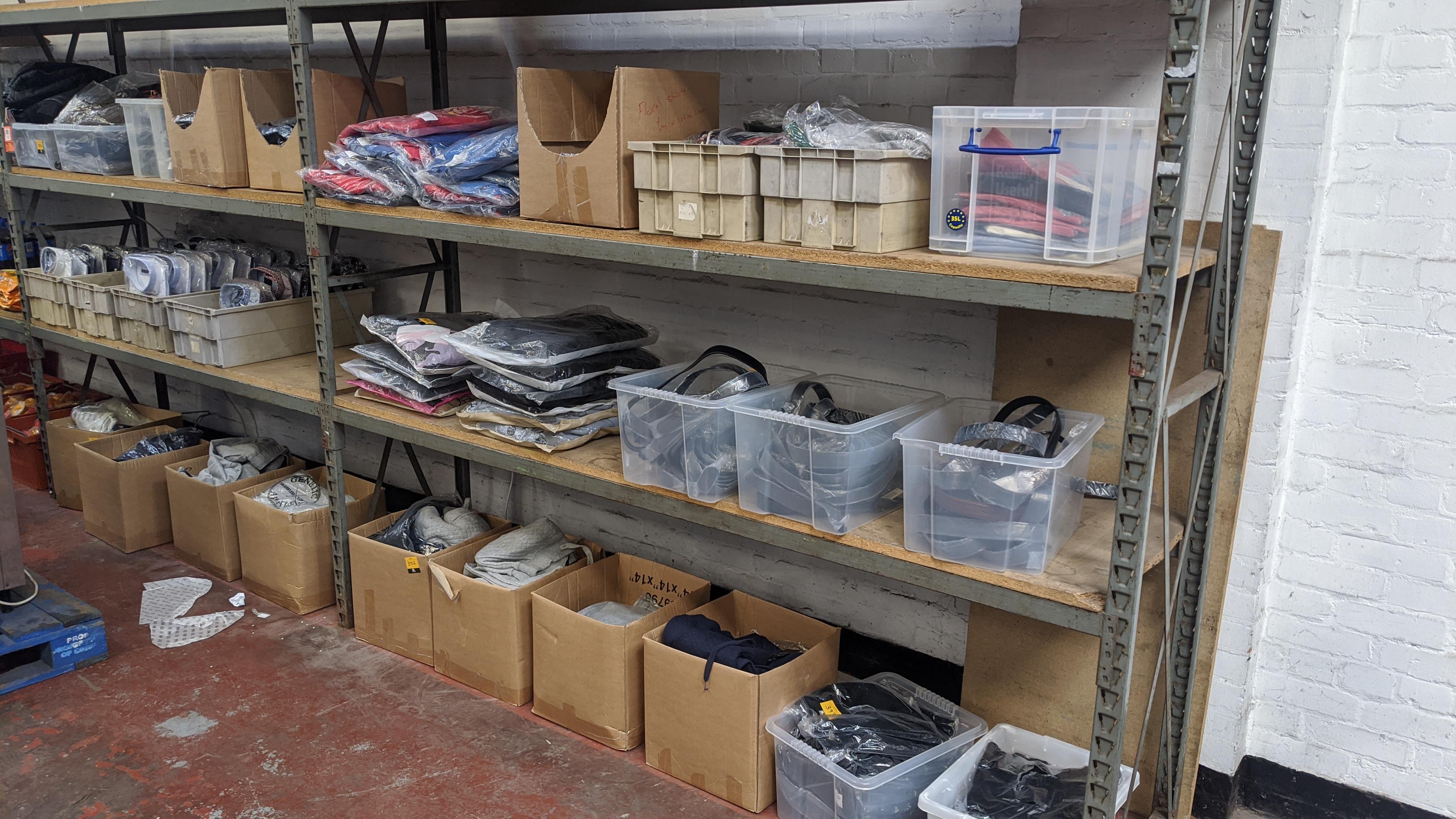 Very large quantity of primarily men's designer clothing & accessories. - Image 11 of 157