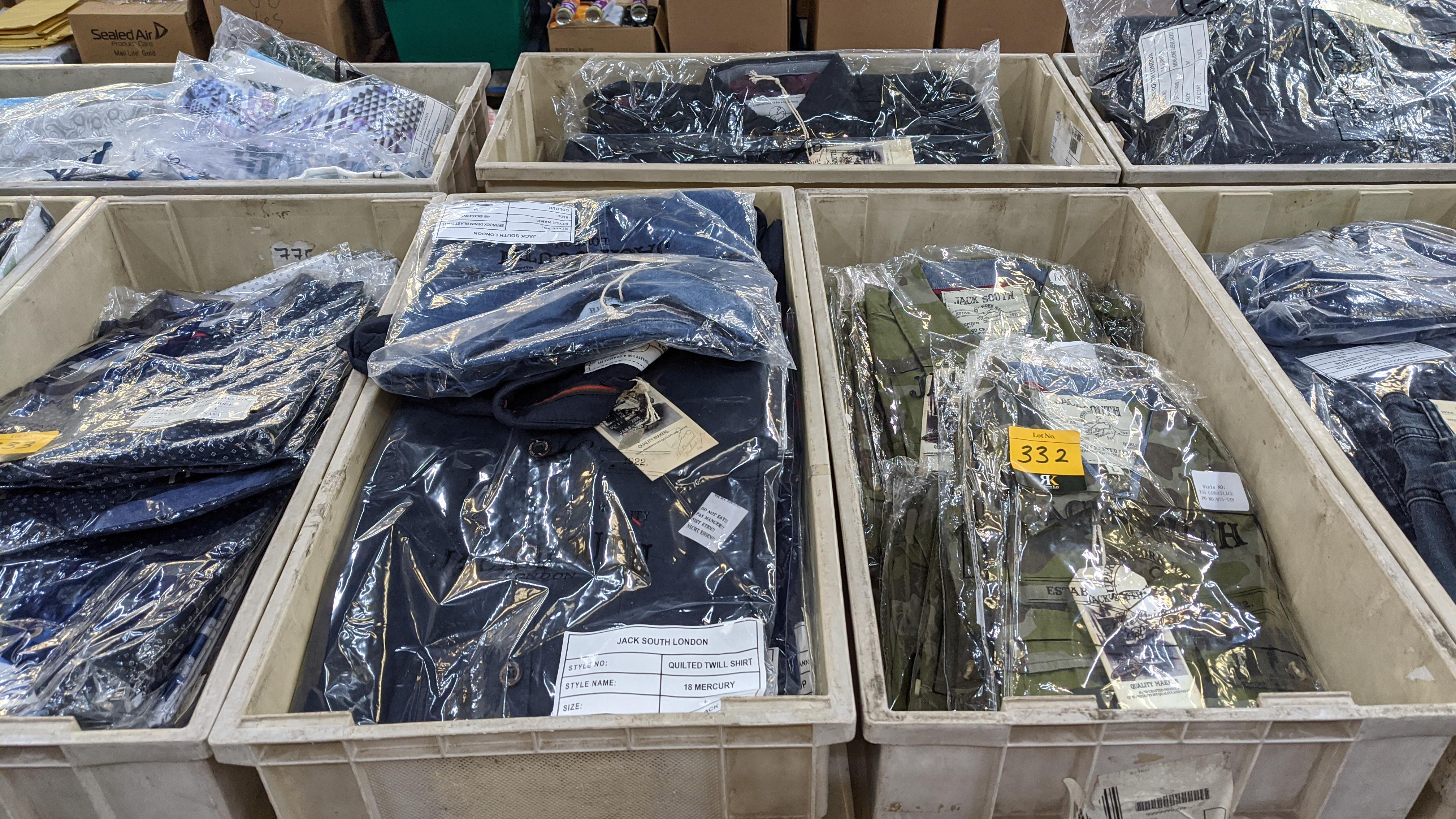 Very large quantity of primarily men's designer clothing & accessories. - Image 95 of 157