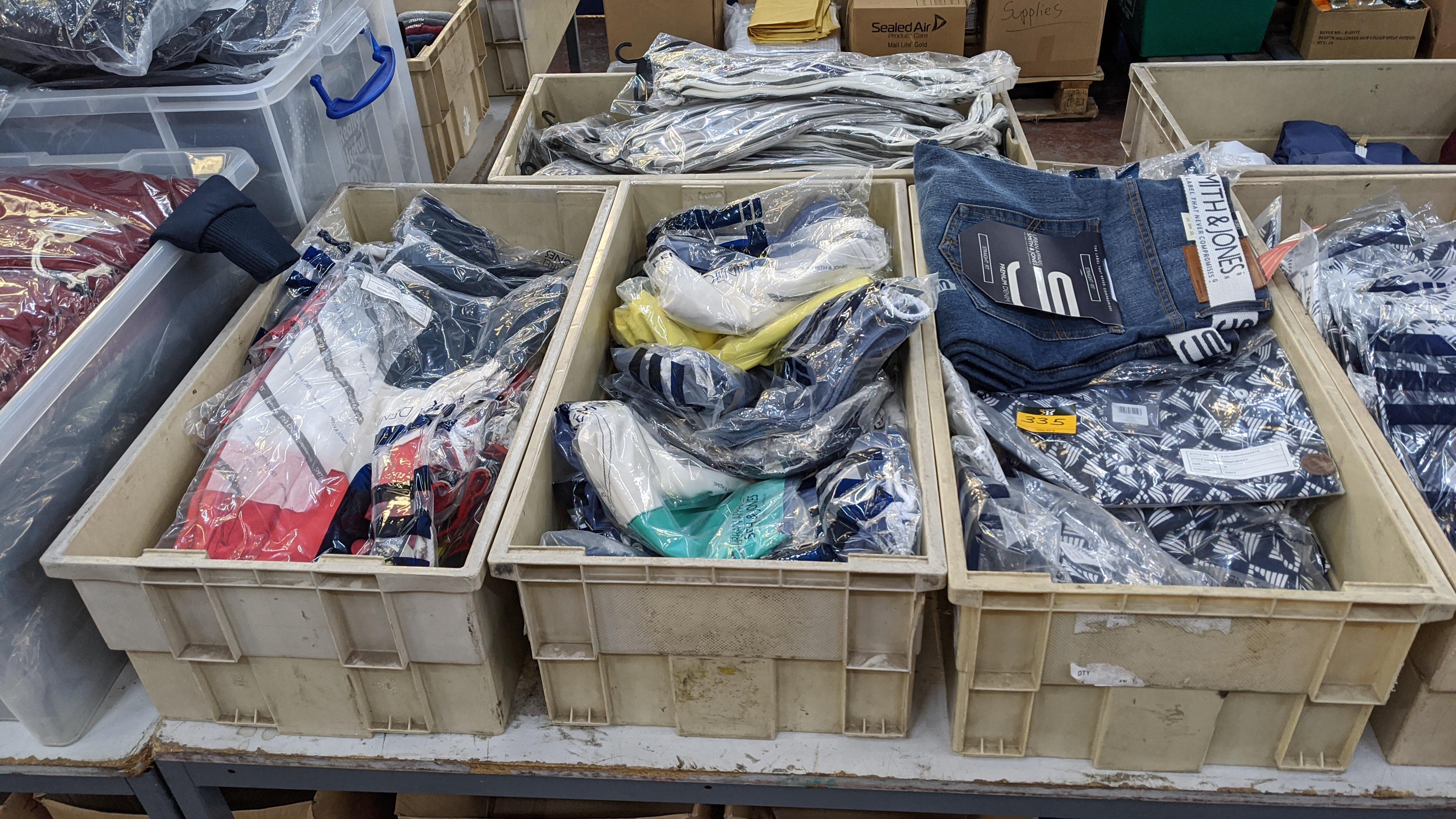 Very large quantity of primarily men's designer clothing & accessories. - Image 98 of 157