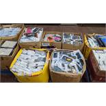 Large quantity of mobile phone & tablet accessories