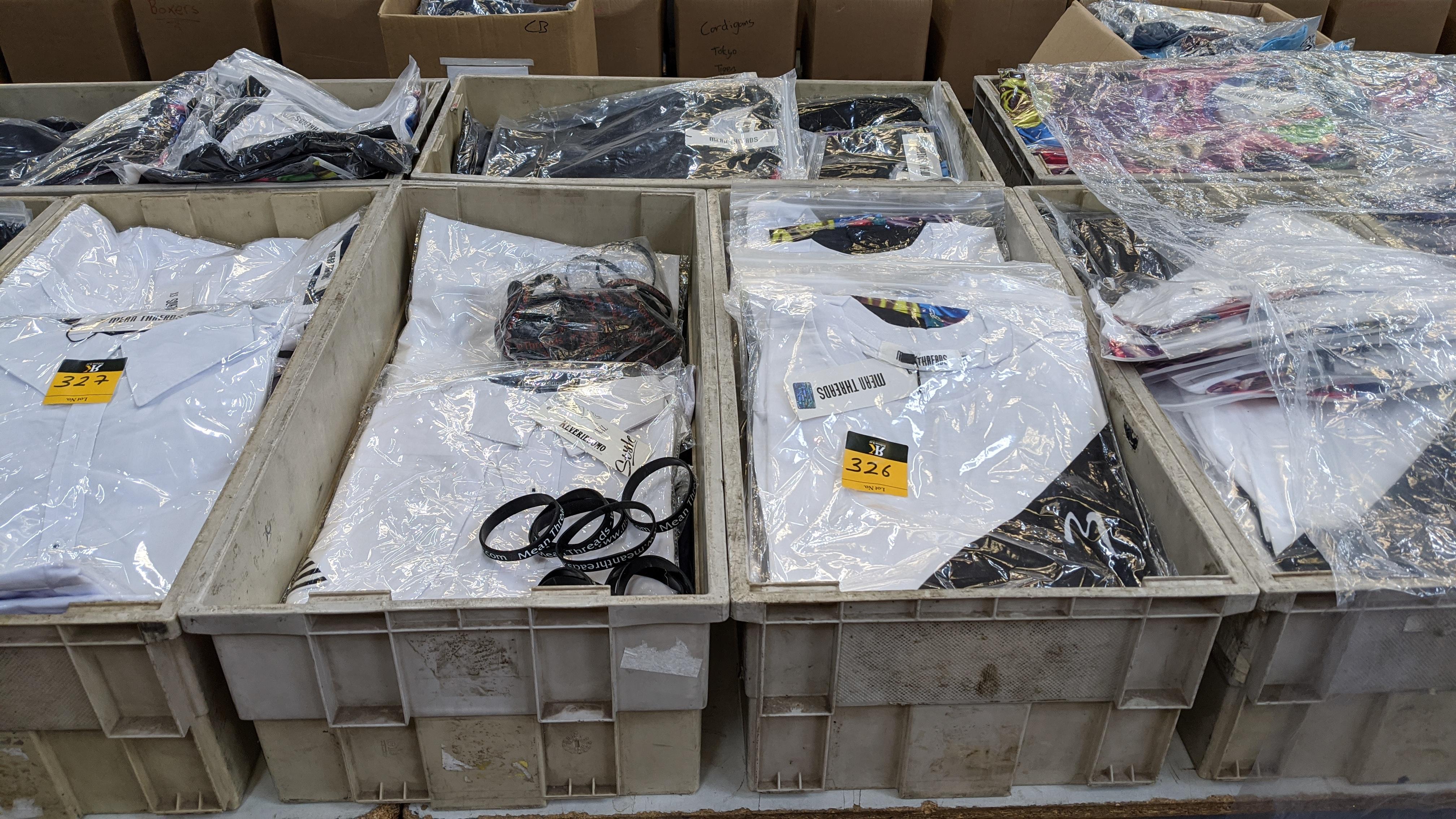 Very large quantity of primarily men's designer clothing & accessories. - Image 89 of 157