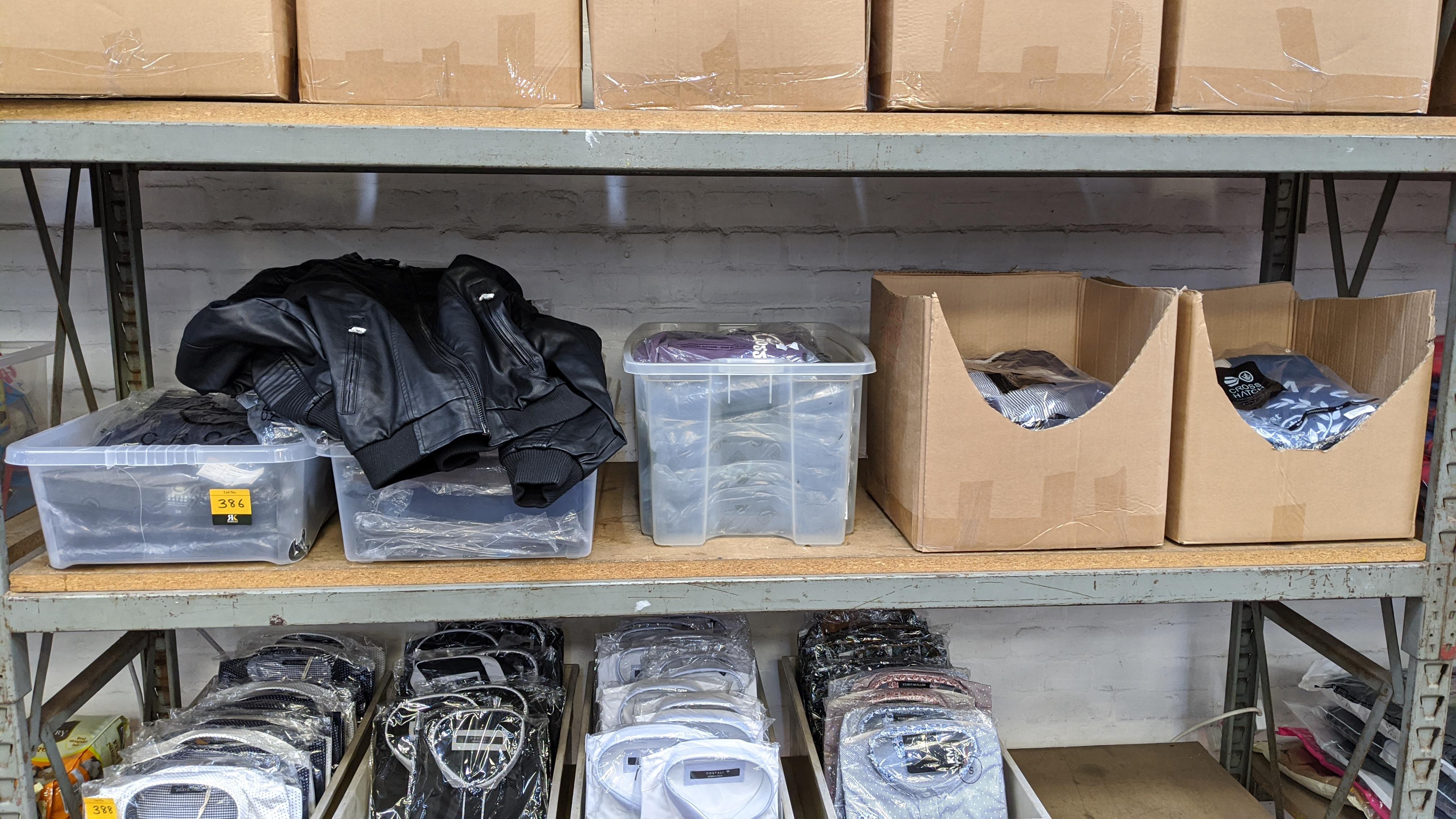 Very large quantity of primarily men's designer clothing & accessories. - Image 149 of 157