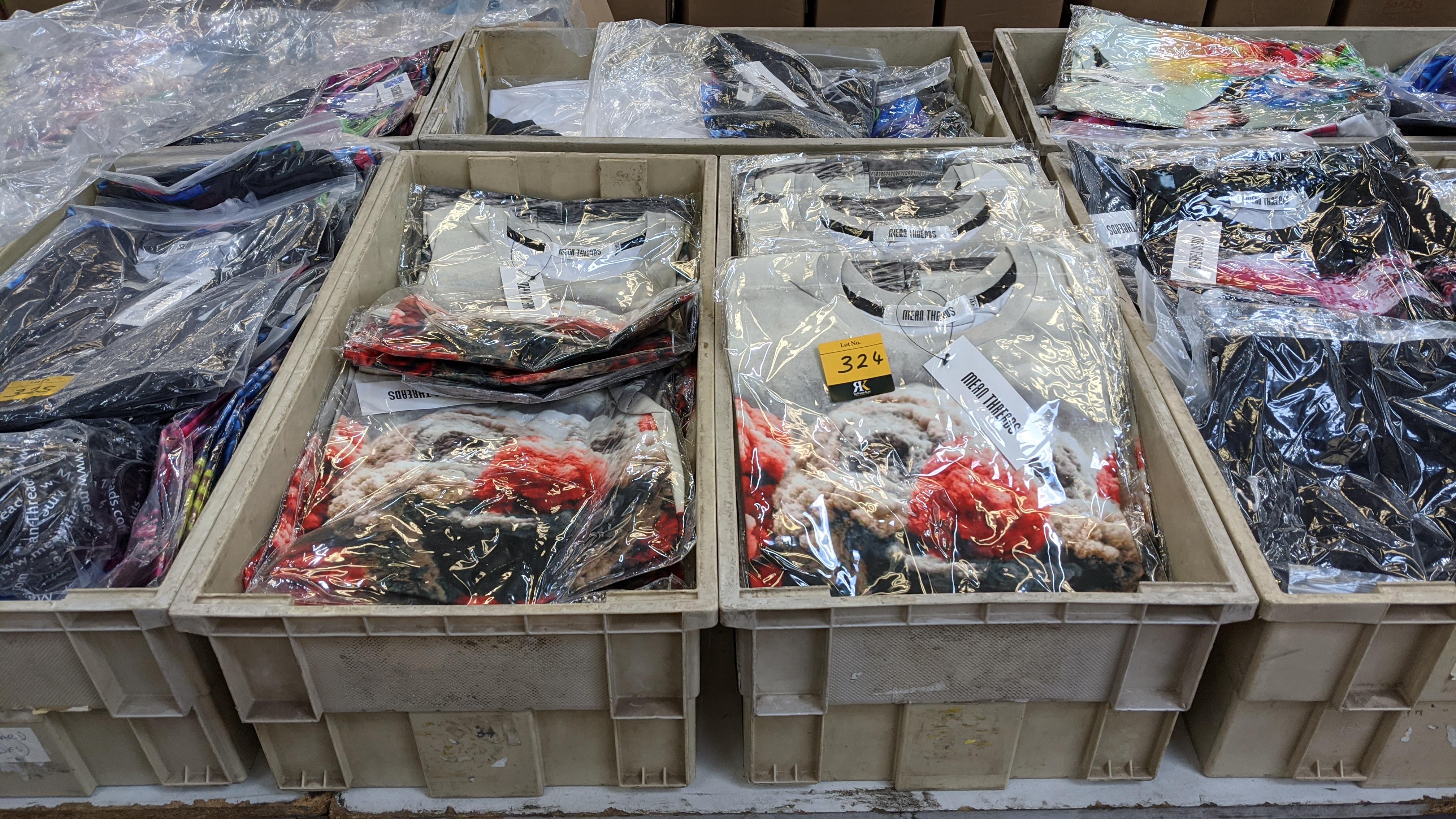 Very large quantity of primarily men's designer clothing & accessories. - Image 87 of 157