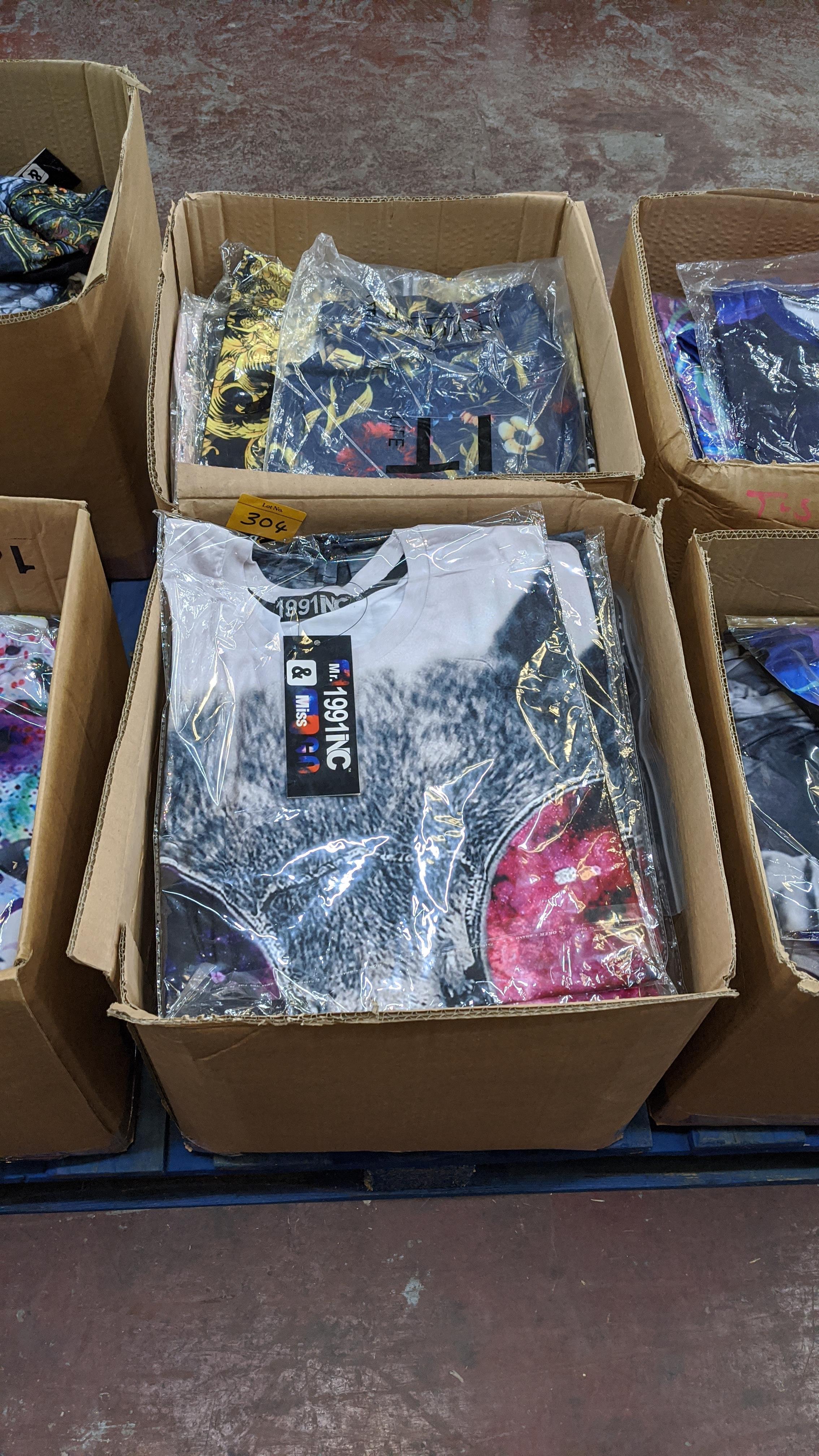 Very large quantity of primarily men's designer clothing & accessories. - Image 67 of 157