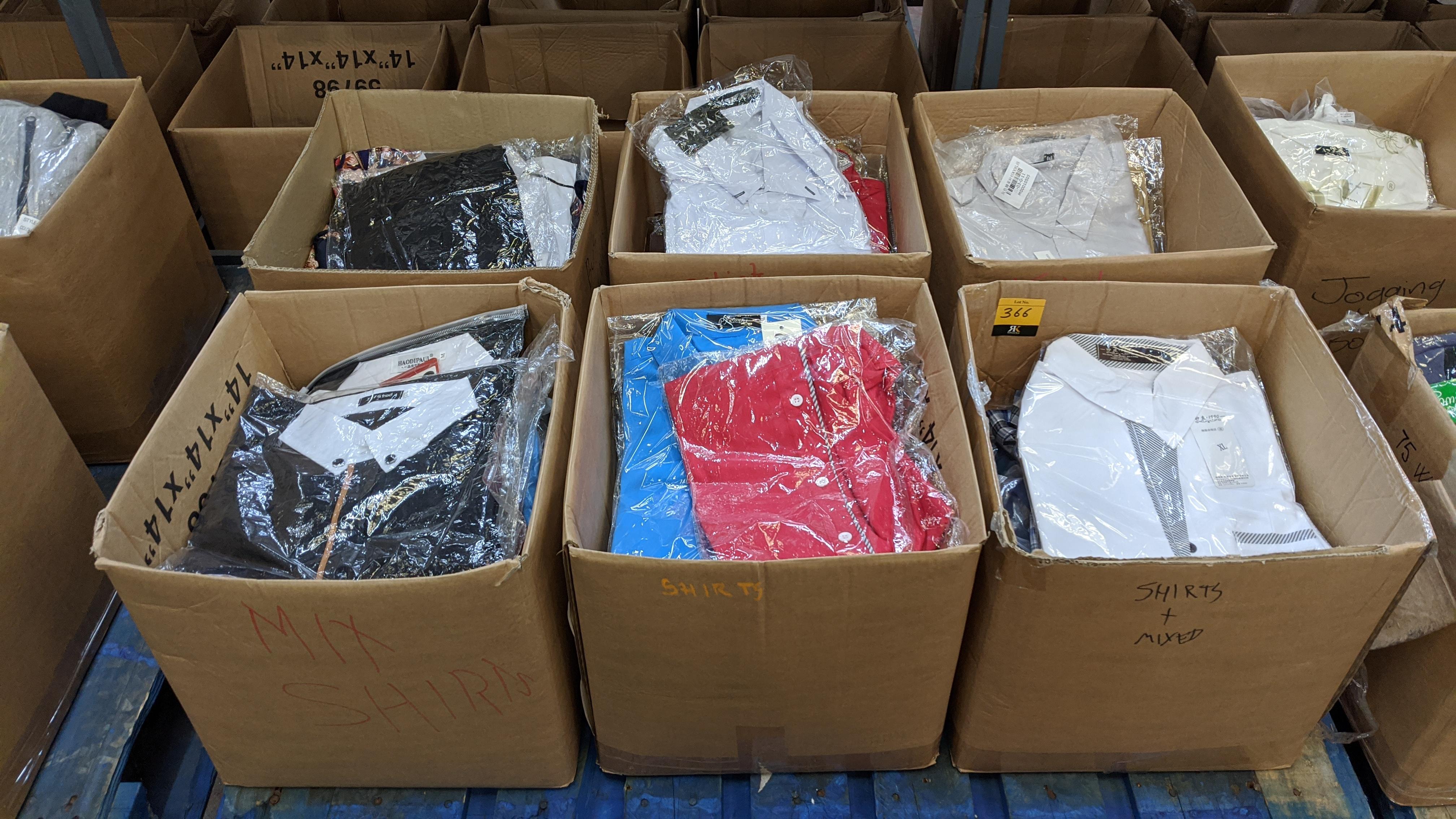 Very large quantity of primarily men's designer clothing & accessories. - Image 129 of 157