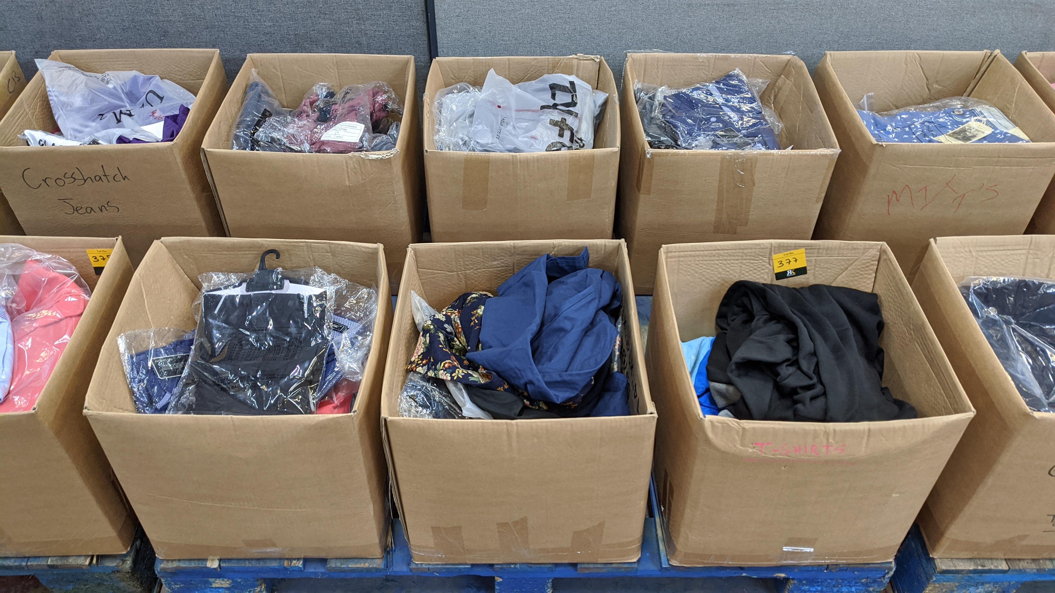Very large quantity of primarily men's designer clothing & accessories. - Image 140 of 157