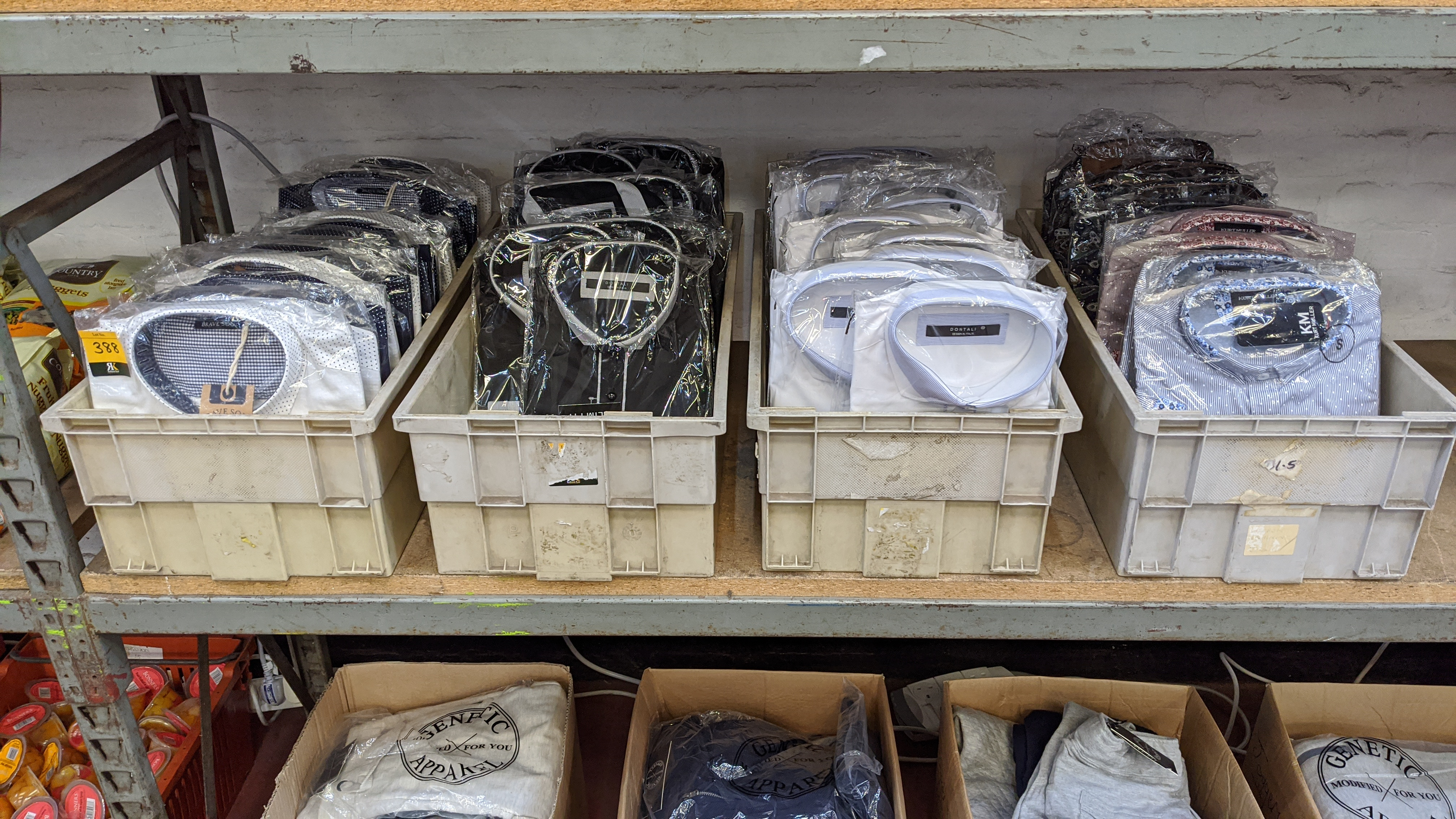 Very large quantity of primarily men's designer clothing & accessories. - Image 151 of 157