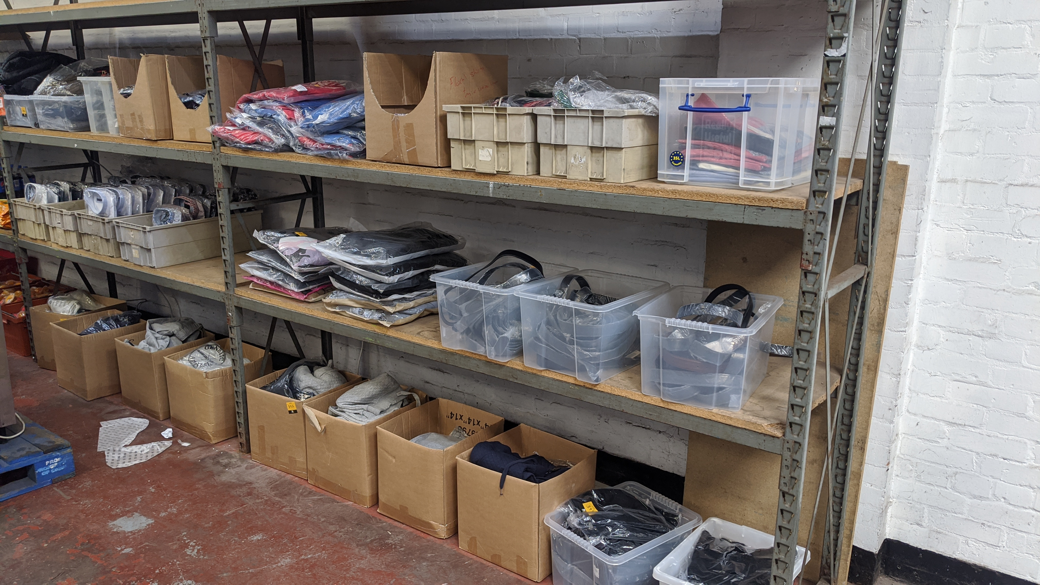 Very large quantity of primarily men's designer clothing & accessories. - Image 10 of 157