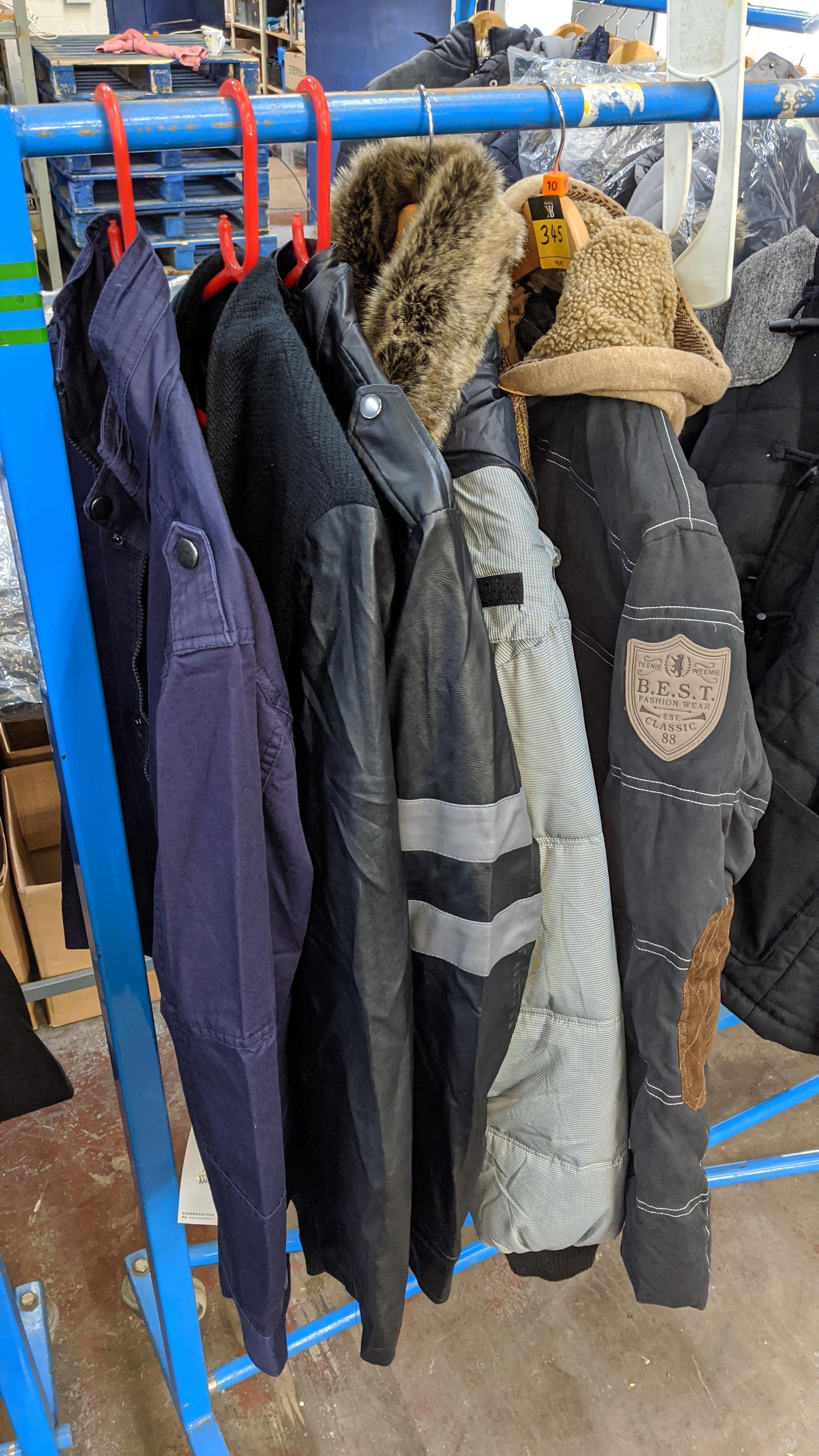 Very large quantity of primarily men's designer clothing & accessories. - Image 108 of 157