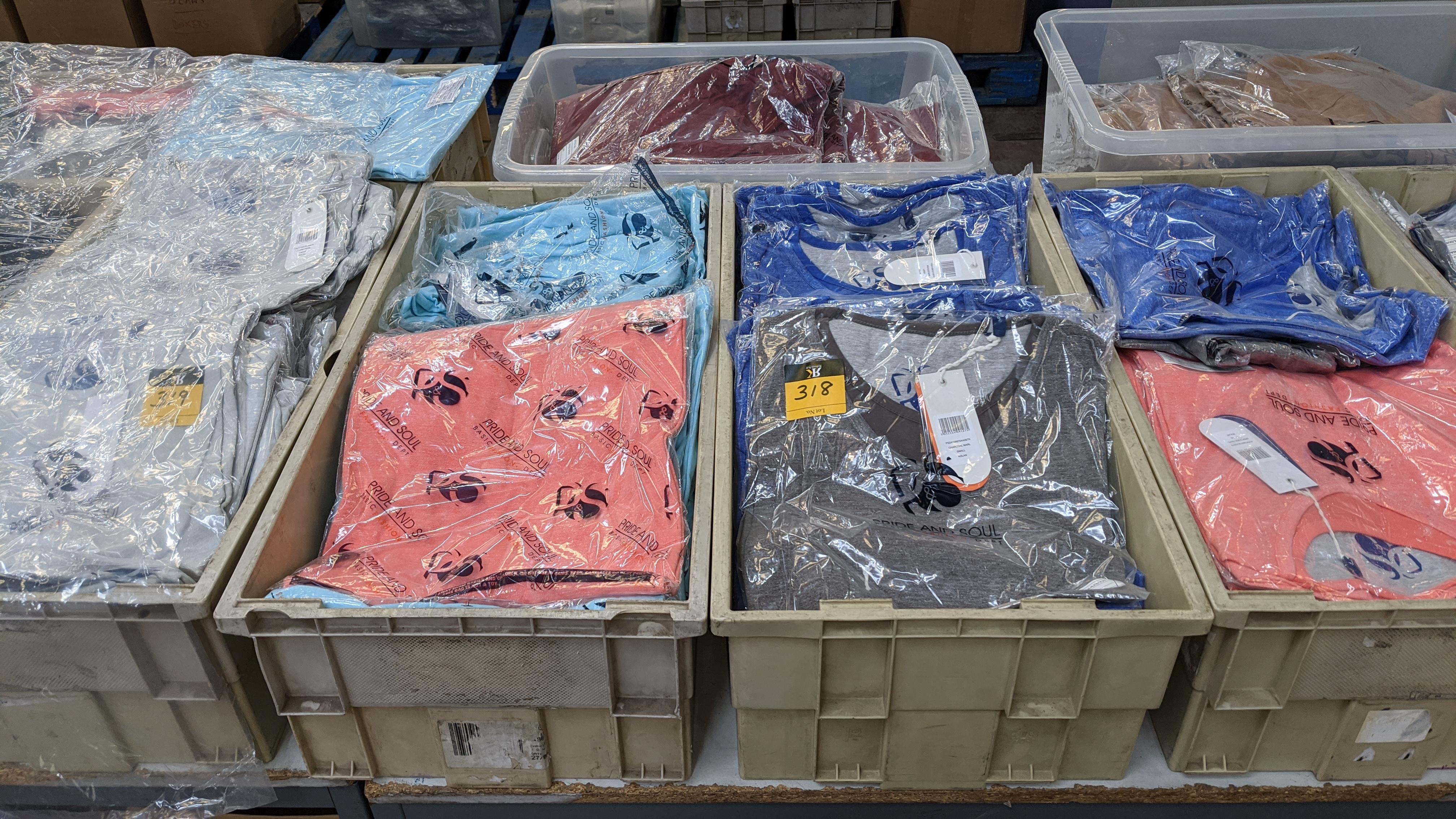 Very large quantity of primarily men's designer clothing & accessories. - Image 81 of 157