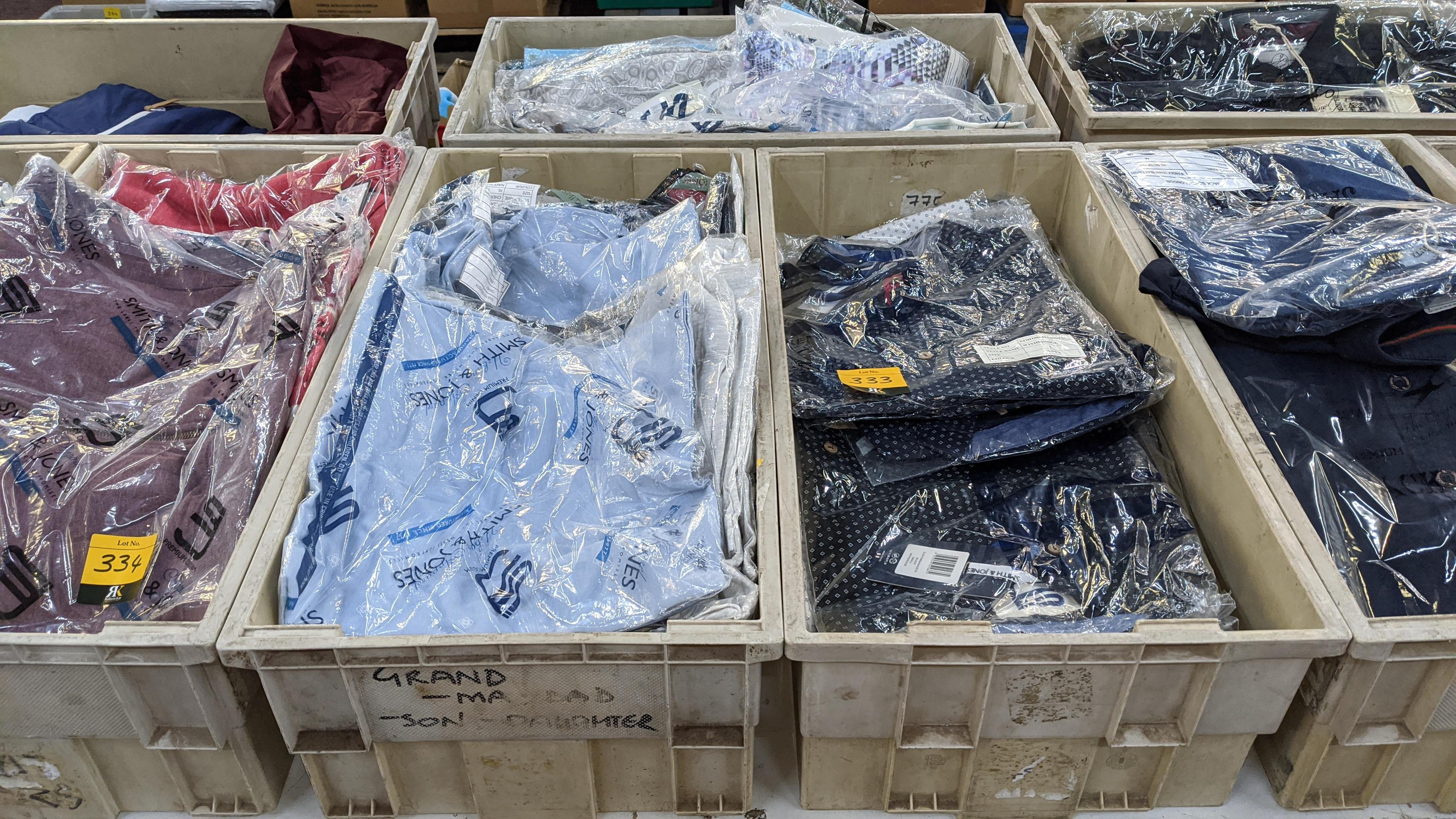 Very large quantity of primarily men's designer clothing & accessories. - Image 96 of 157